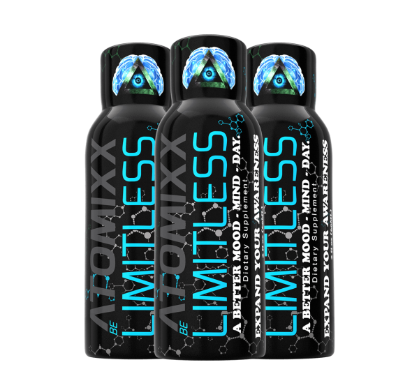 Limitless Liquid Shot - 3 Shot bundle